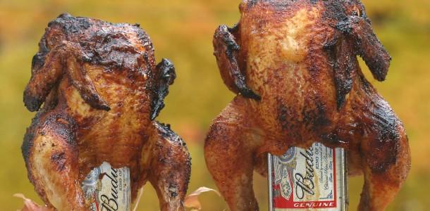 Kylling på dåse - Klassisk Weberopskrift - Weber Grill