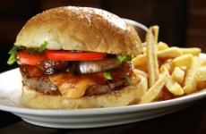 Grill burger