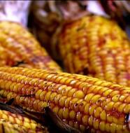majs på weber