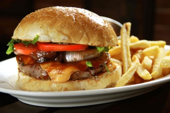 Grill Burger – American Style BBQ Burger