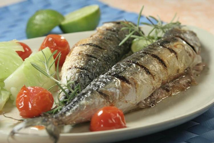 Grillet Makrel – grill din fisk!
