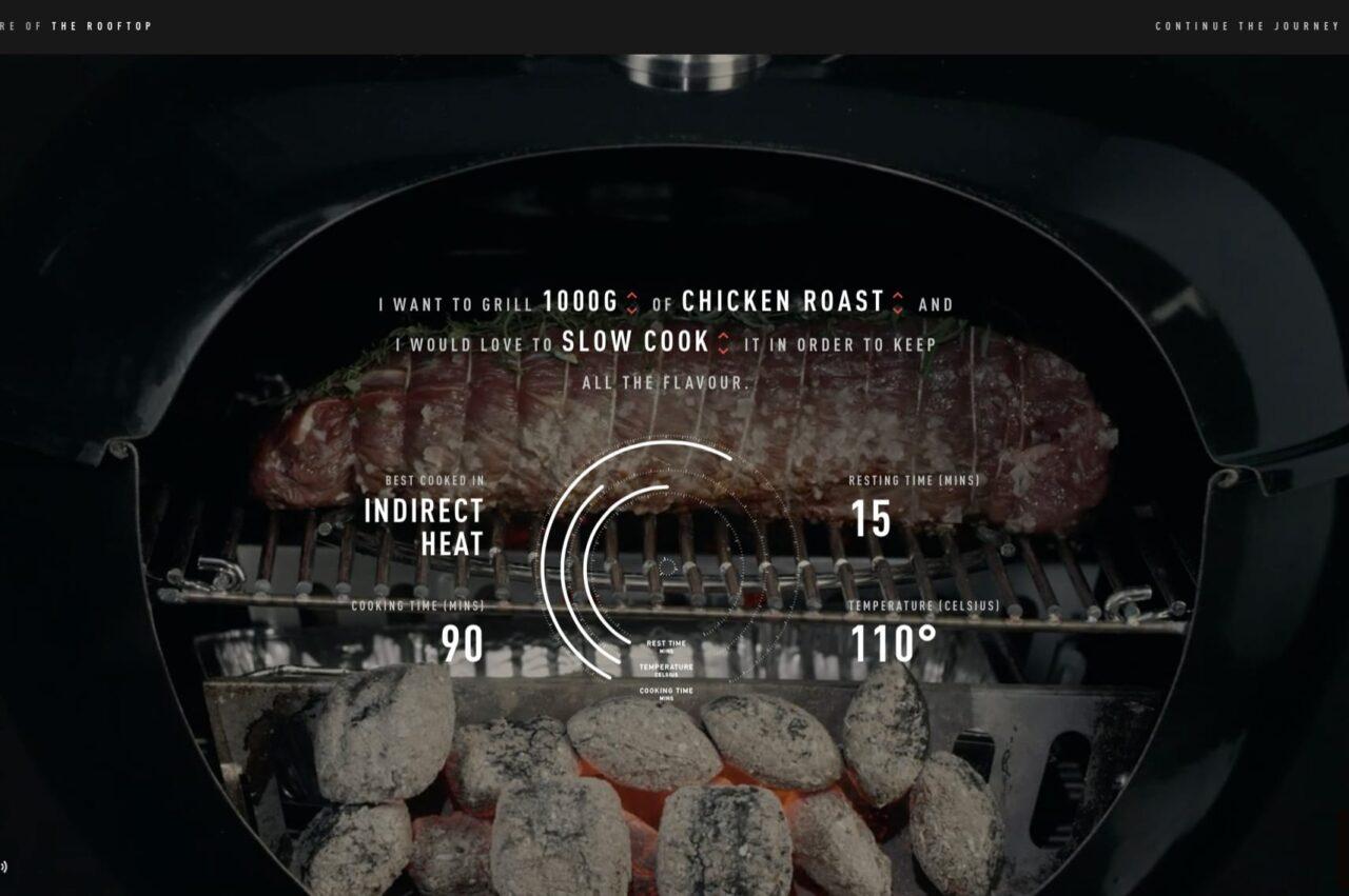 Weber skaber nyt digitalt grillforum